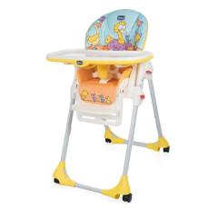 Židlička jídelní Polly Easy Chicco - Birdland