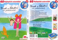 DVD - Mach a Šebestová na prázdninách