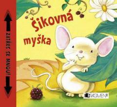Leporelo Šikovná myška