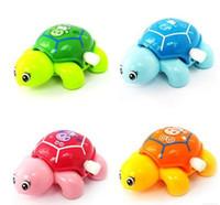 Želvička natahovací na kolečkách na klíček