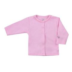 Kojenecký bavlněný kabátek Koala Happy Baby růžový