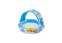 Bazén dětský Medvídek Pú Intex 58415