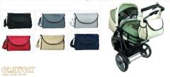 Taška na kojenecké potřeby BEZ KAPES Emitex