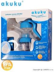 Ruční odsávačka Akuku modrá