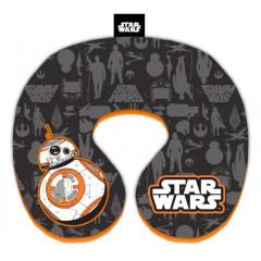Cestovní polštářek okolo krku STAR WARS BB-8
