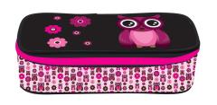 Penál školní OXY Etue Comfort - PINK OWL