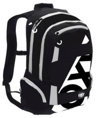 Anatomický batoh OXY Sport I. Black & White NEW  2017