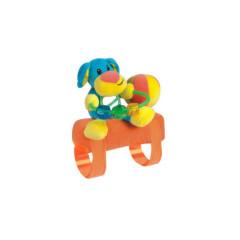 Plyšová hračka na madlo Canpol PEJSEK