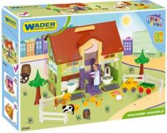 Domeček na hraní veterinář Wader