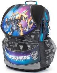 Anatomický batoh PLUS Transformers černo-modrý NEW 2017