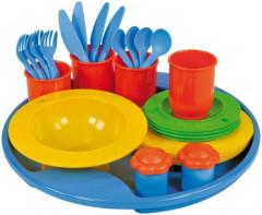 Dětská sada nádobí Bon Appetit