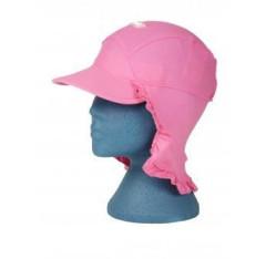 Baby Banz UV Čepice růžová s volánky