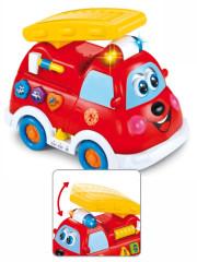 Edukační hračka Baby Mix Hasiči
