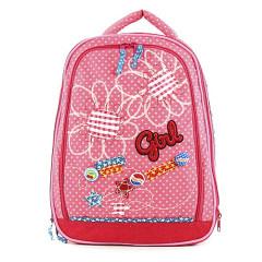 Školní batoh Fashion Line - Girl a ozdobné výšivky