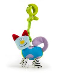 Vibrující kočička Taf Toys