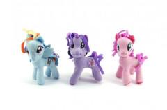 Přívěšek poník My Little Pony plyš 9cm