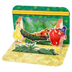 Blahopřání 3D Disney Tarzan