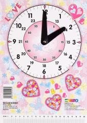 Školní hodiny LOVE, Emipo