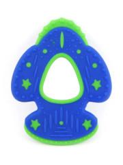 Dětské kousátko flexibilní Baby Mix letadlo