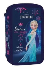 Dvoupatrový penál neplněný Frozen