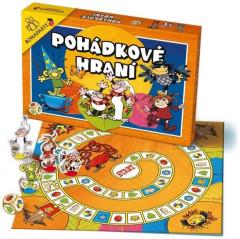 Bonaparte Společenská hra Pohádkové hraní Večerníček