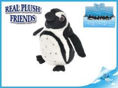 Tučňák plyšový 13cm