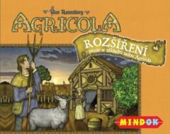 Agricola rozšíření