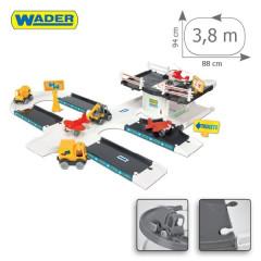 Kid cars 3D - letiště Wader