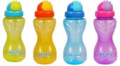 Sportovní láhev s brčkem Akuku