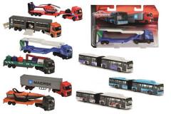 Autobus nebo nákladní auto, kovové