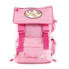 Školní batoh Simsaly - myška a víla na houpačce