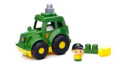 Mega Bloks licencovaná vozidla - John Deere