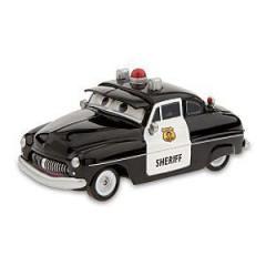 Cars2 auta W1938 Mattel SHERIFF