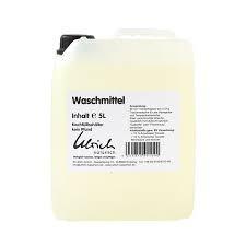 Prací gel na jemné prádlo 5 litrů CITRUS Ulrich EKO
