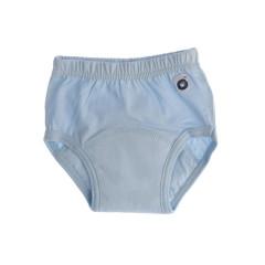 Tréninkové kalhotky XKKO Organic Baby Blue
