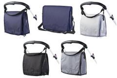 Taška na kočárek s přebalovací podložkou CARETERO