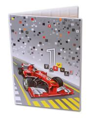 Desky na abecedu Formule Racing