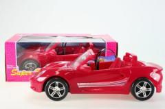 Glorie sportovní auto panenky