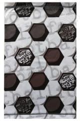 Funkční tunel- multifunkční šátek míč bílá RDX