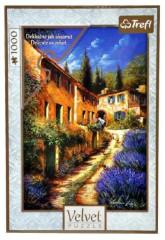 Puzzle Velvet - Ulička Gordon Lees 48x68cm 1000dílků