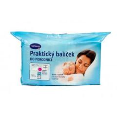 Praktický balíček do porodnice vložky porodnické Samu 2x+prsní vložky+Molipants L Hartmann