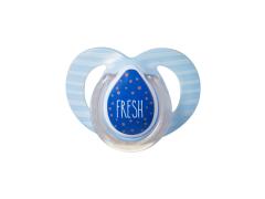 Šidítko C2N silikon 6-18m Modré fresh Tommee Tippee