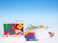 Tvary, barvy, pamět společenská naučná hra Alexander