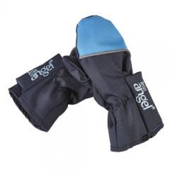 Rukavice s palcem Outlast®, Černá/modrá