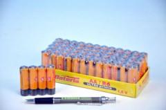 Baterie Ultra Prima R6/AA 1,5V 4ks ve folii zinkochloridové