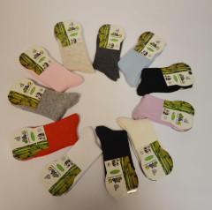 Kojenecké bambusové ponožky vel. 0 (17-19) Diba