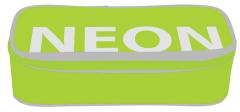 Penál školní OXY Etue Comfort - NEON GREEN