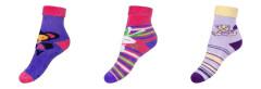 Dětské froté ponožky New Baby s ABS Vel. 86 (12-18 m)