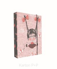 Box na sešity Heftbox A4 Dolly