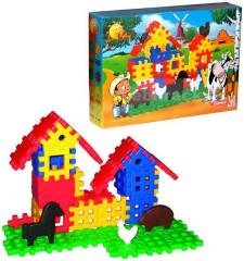 Stavebnice Blok Farma 230ks